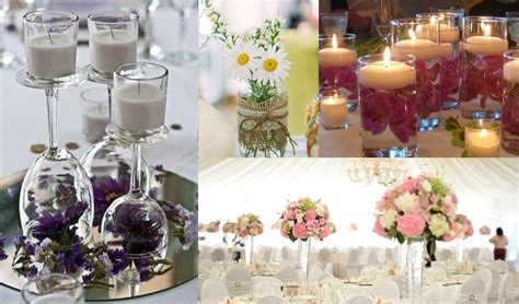 candele centrotavola matrimonio centrotavola matrimoni tante idee per decorare la tavola