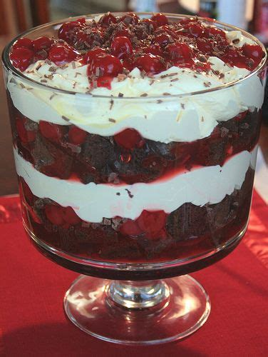 68 best images about pered chef trifle bowl on