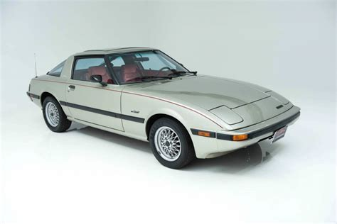 small engine maintenance and repair 1983 mazda rx 7 security system 1983 mazda rx7 limited edition for sale