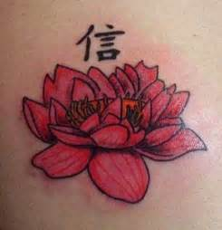 Flower Meaning New Beginning - 40 tattoos with meaning creativefan