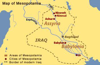 bbc history ancient history in depth: mesopotamia