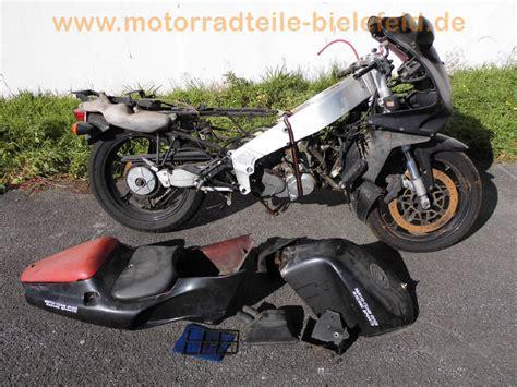 Motorrad Gebrauchtteile Aprilia by Aprilia Af1 Futura 125 Schwarz Typ Fm Motorradteile