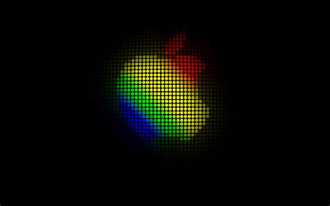 wallpaper apple style apple logo disco style full hd wallpaper and background
