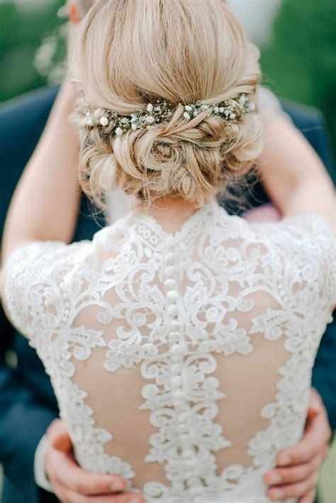 Hochzeitsfrisuren Hochgesteckt by 1001 Ideen F 252 R Brautfrisuren Offen Halboffen Oder