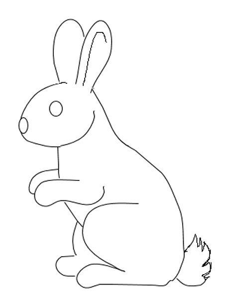 Rabbit Easter Card Templates by The Best Of Guiding Uk Easter Bunnies