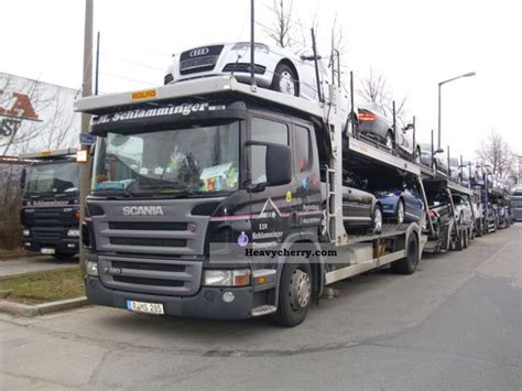 scania p380 specification scania p380 lb 2006 car carrier truck photo and specs