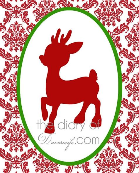 printable christmas decor free printables 15 free downloads