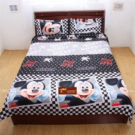 mickey mouse queen comforter shop popular queen size mickey mouse bedding from china