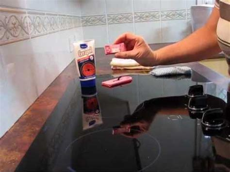 how to clean cooktop ceramic how to clean a ceramic cooktop