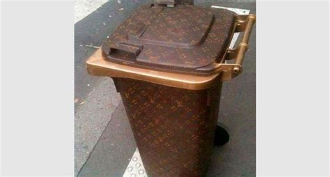 Luxury Garbage And Why Not by Lv Trashcan What Is Money For Dubai And