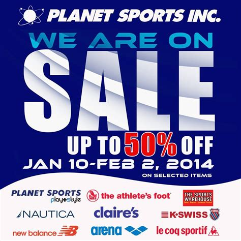 planet sport planet sports we are on sale 2014 manila on sale