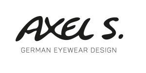 Home Design Logo axel s german eyewear design home