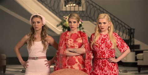 designer tv shows ratings fox s quot scream queens quot disappoints loses audience