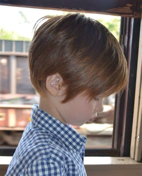 side swept boys hairstyles 23 trendy and cute toddler boy haircuts side swept