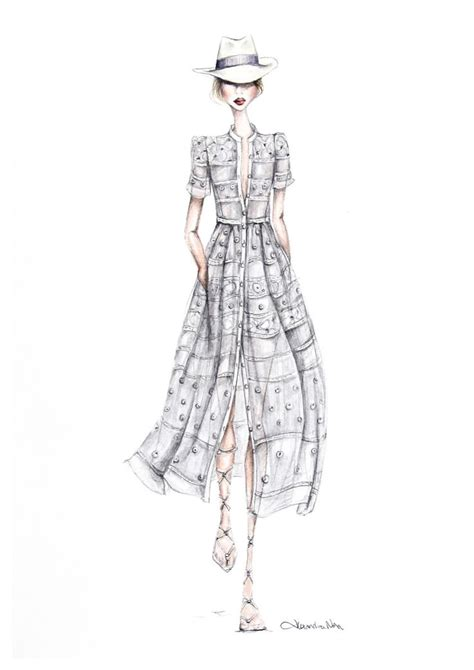 Sketches Clothes by 1781 Best Fashion Illustration Images On