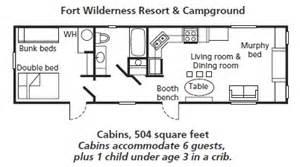 Wilderness Lodge Floor Plan by Six Reasons We Love Disney S Fort Wilderness Cabins