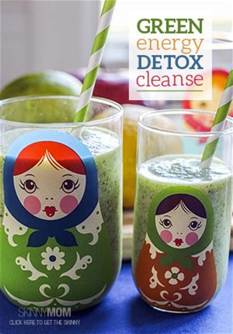 Energy Detox Cleanse by Green Energy Detox Cleanse Drink Recipe Detox Cleanse