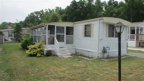 mobile homes for sale in cape may court house nj cape