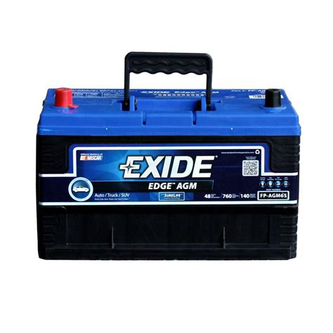 exide titan l3 48 battery titan l3 48t the home depot