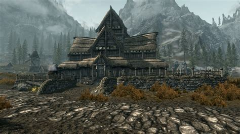 skyrim house basic house mod at skyrim nexus mods and community