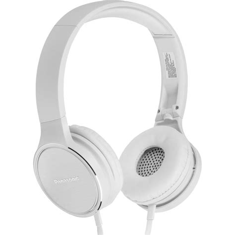 Headset Panasonic Rp Ht010 panasonic headset rp hf500me w white headphones photopoint