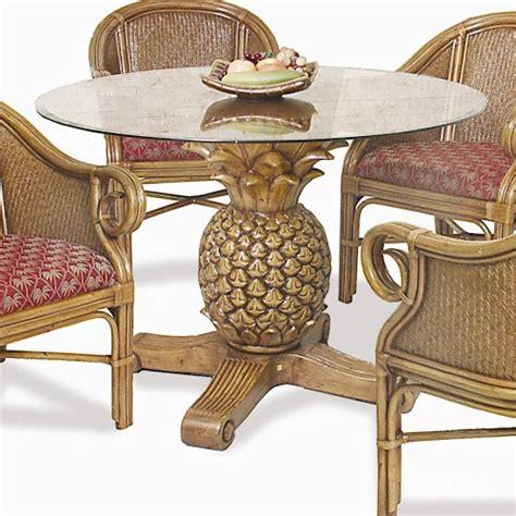 Home Design Show Ft Lauderdale by Pelican Reef Ocean Reef Pineapple Table Baer S Furniture