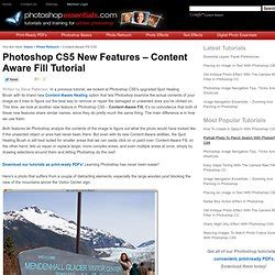 Photoshop Cs5 New Features Tutorial | cs5 pearltrees