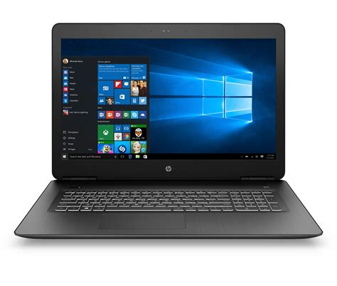 Adaptor Hp Hippo 21a 2 Usb Set hp 17 ab301na 17 3 inch pavilion power gaming laptop shadow black intel i7 7500u 8 gb