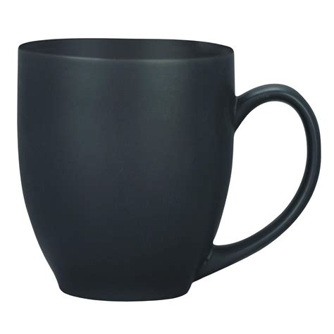 manhattan coffee mug matte black curve shaped mug solid
