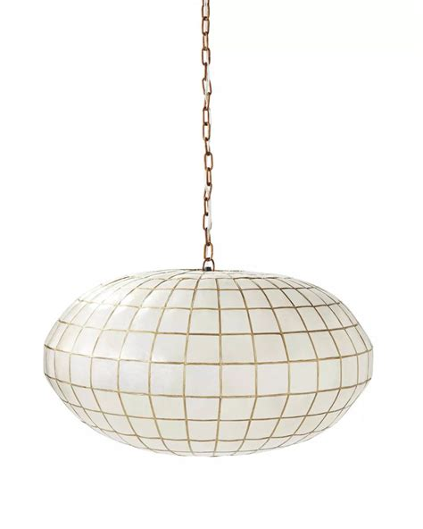 capiz shell globe light capiz globe chandeliercapiz globe chandelier i know we