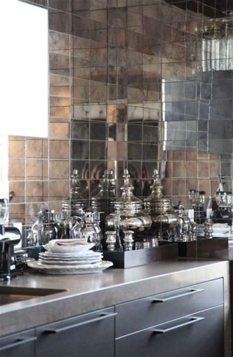 mirrored backsplash design ideas mirror tile backsplash ideas home is where the heart is