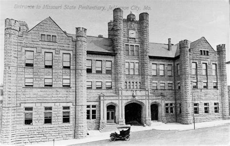 Missouri State Archives Records Missouri State Penitentiary Database