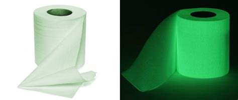 How To Make Glow In The Toilet Paper - the 16 coolest things that glow in the brit co