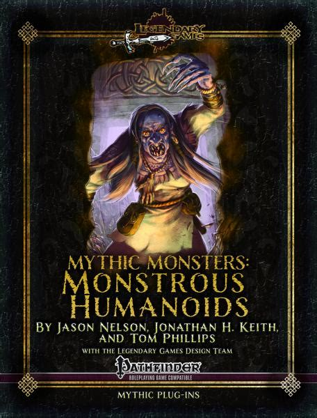 Mythic Monsters Fey Volume 48 pathfinder mythic monsters