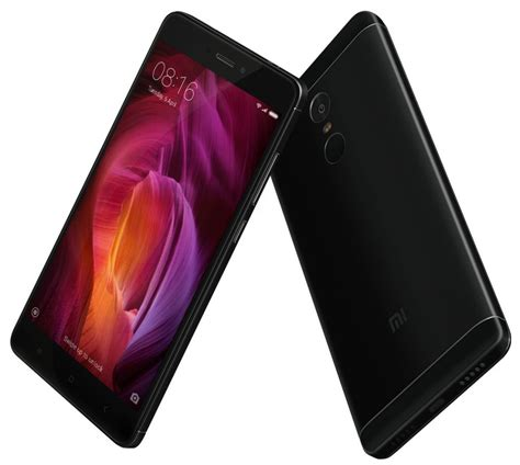 Xiaomi Redmi Note 4 4 64gb Black by Xiaomi Redmi Note 4 Black Version Will Go On Sale For The