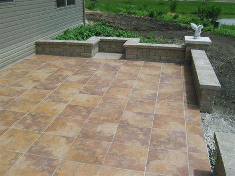 Backyard Tile Ideas Outdoor Patio Tiles Newsonair Org