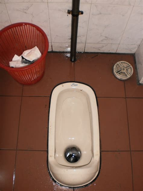 bathroom in china chinese toilet training lost on planet china