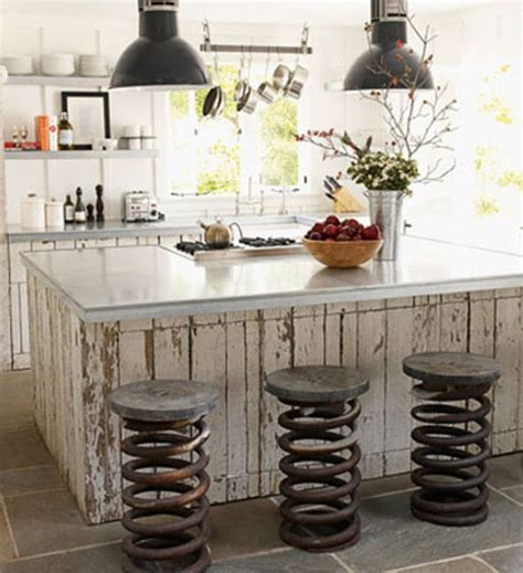kitchen stool designs to be used as focal points