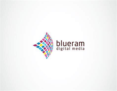 logo design digital digital media logo design1 spellbrand 174