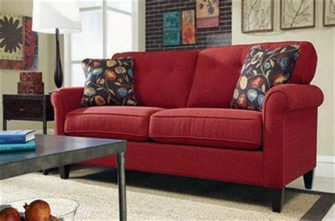 la z boy laurel sofa la z boy laurel red 171 callaway furniture