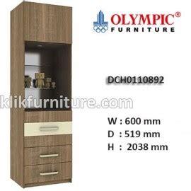 Lemari Olympic Yg Kecil lh 2661 anata graver lemari hias harga agen langsung