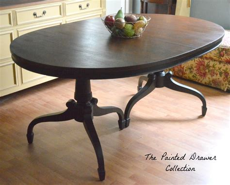 24 x 24 dining table a dining room table before and after the