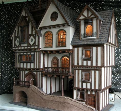 dolls houses uk tudor dolls houses and fantasy dolls houses gerry welch manorcraft dolls houses