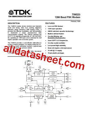 tdk capacitors datasheet 73m223 cp datasheet pdf tdk electronics