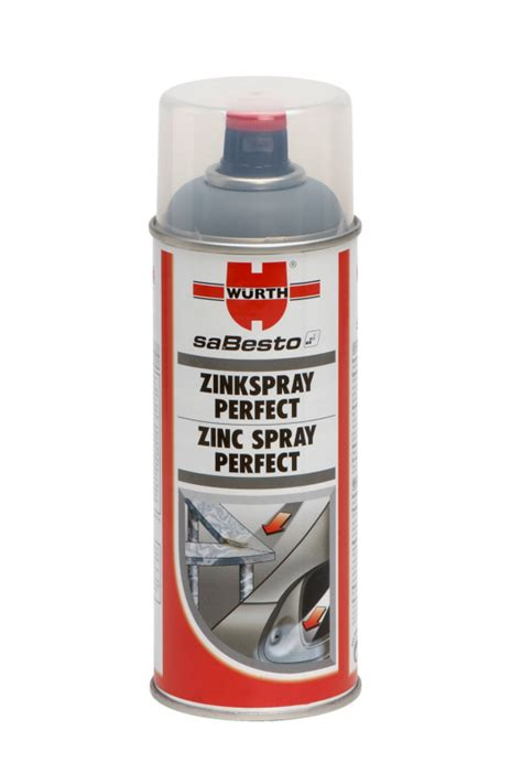 Deplus Spray Paint Coating Bright Black Zinc Spray 0893114114
