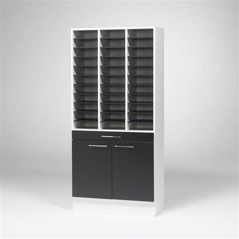 Mail Cabinet by Quot Quot Mail Sorting Unit With Cabinet Aj Products