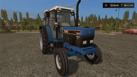 Cool Modern Ls by Ford 6640 2wd V1 Ls 17 Farming Simulator 2017 Mod Ls