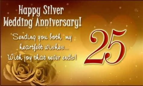 Maariage Aniversary Sma For Chacha Chachi by Superb Greetings 25th Anniversary Wishes For Friend