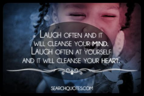 Can You Detox Your Brain by Quotes About Laughing At Yourself Quotesgram