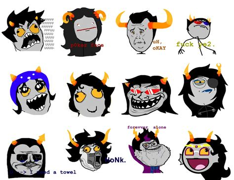 Homestuck Memes - image 161740 homestuck know your meme